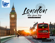 London New Year Trip